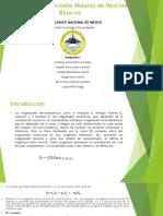 Propiedades Parciales Molares de Mezclas Binarias (1)