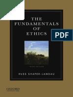 The Fundamentals of Ethics 3rd Edition by Shafer-Landau