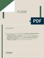 instrumento financiero Floor
