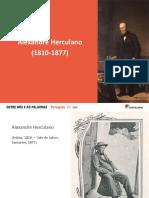 Santillana P11 Vida Alexandre Herculano