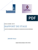 Rapport BAM-Settat PDF
