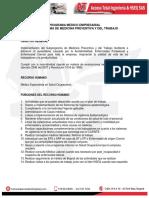 Medico Empresarial Proyecto