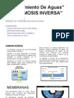 Osmosis Inversa Final