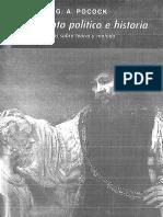 John Pocock - Pensamiento político e historia.pdf