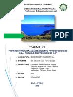 Informe Recopilacion de Información saneamiento