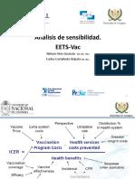 Diplomado ETS-VAC 7 Análisis de Sensibilidad