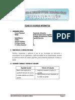 Seguridad Informatica Huancane
