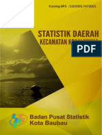 Statistik Daerah Kecamatan Kokalukuna 2016