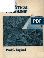 Basic Analytical Petrology - Paul C. Ragland