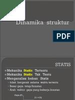 PPT - Dinamika Struktur 1