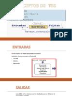 CONCEPTOS DE TEORIA DE SISTEMAS