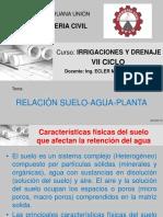 Relación Suelo Agua.planta