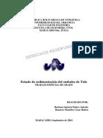 Proyecto Embalse Maracaibo