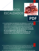 EMBUTIDOS-ESCALDADOS