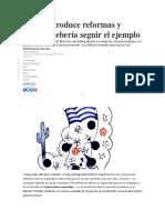 Brasil Introduce Reformas y México Debería Seguir El Ejemplo