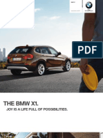 BMW x1 Catalogue
