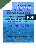 Latih Un 2016 Ipa