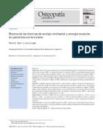 2011 Efectos de las técnicas de anclaje miofascial y energía muscular en pacientes con bruxismo