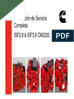 ISF Combo V1.0 Español