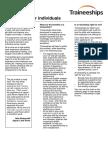 NAS-P-100146 Traineeships Fact Sheet Individual 003