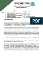 Personal Social 1ro Prim II Bim 2017.PDF