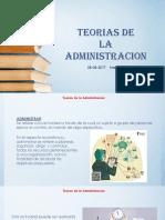 3 - Teoria de La Administracion