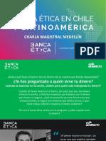 Charla Magistral Banca Ética -Medellín