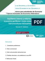 Feldman_Equilibrios Interno y Externo de Una Economía Periférica (1)