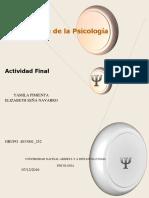 Historia de La Psicología Cartilla