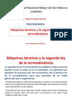 Semana 5-Máquinas Termicas y Segunda Ley de La Termodinámica