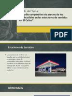 Estudio comparativo de precios de los combustibles en las estaciones de servicios en el Callao.pptx