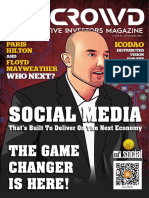 ICO Crowd Magazine, Issue One, September 2017