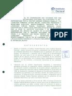 Convenio de Colaboracion Iepc Ine