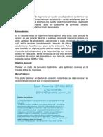 Propuesta de Conexión Inalámbrica de los Proyectores.