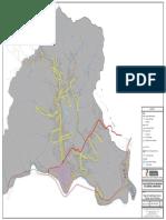 Mapa de Classificacao Viaria e Projetos Viarios Prioritarios Plano Diretor