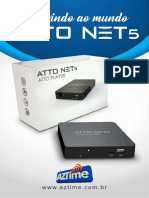 Manual Atto Net 5
