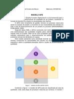 Modelo QFD - Gabriel Andrade