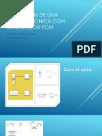 Linea Telefonica Con Modulador Pcm