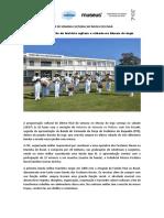 RELEASE SÁBADO Projeto Bandas Do Ingá