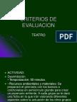 Criterios de Evaluacion-Teatro