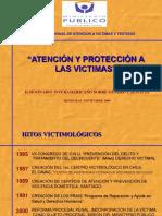 Atencion y Protección a La Victima