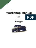 Manual de Taller Ford Range a Partir Del 2001