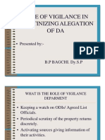 Da _ Role of Vigilance in Scrutinizing Alegation of Da