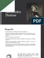 Alexandre Dumas.pptx