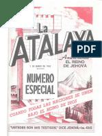Atalaya 1962