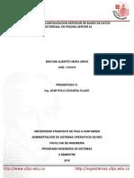 Documento Asor Postgres