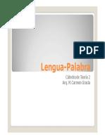 Lengua Palabra [Modo de Compatibilidad]