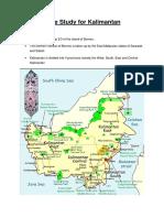 Kalimantan Case Study