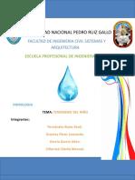 Trabajo de Investigacion Fenomeno El Niño