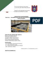 Bi - Practica 1 - Tratamiento Biologico de Aguas Residuales - El Proceso de Lodos Activados